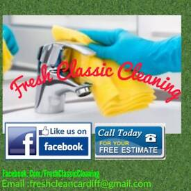 Domestic cleaner available from £10