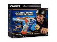 Bike water blaster: Fuze Cyclone Water Blaster. Brand new in unopened sealed box