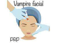 Prp / vampire facial