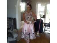 Beautiful dress out of rosies closet