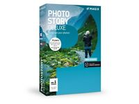 Magix Photo Story Deluxe 2018 for Windows