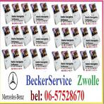 Mercedes navigatie Comand APS Audio 50 updates CD DVD / 2017