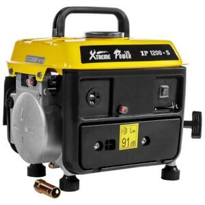1200 Watt Generator 2 Stroke 63cc Gasoline Engine Camping RV Portable Power Tool - NEW - FREE SHIPPING
