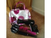 Babyliss Hairdryer with accessories
