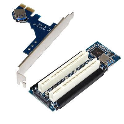 1 Stk. USB 3.0 PCI-E Adapter Karte, Externe Grafikkarte Verbinder für Laptop ()