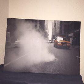 Medium sized canvas