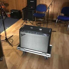 Fender Twin Pro Valve Amplifier