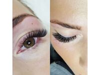 Russian Volume lashes/individual lashes! World wide trained therapists!