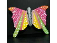 Small wood butterfly