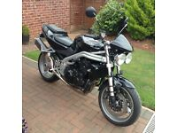 Triumph speed triple 955i 2003