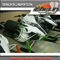2015 Arctic Cat XF7000 Snopro Limited