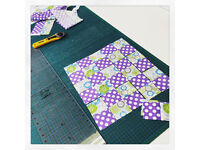 Sewing Class in Ferndown Dorset - Patchwork Quilt for Beginners
