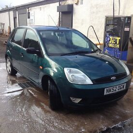 Ford Fiesta 11 month MOT PRICE DROP!!!!!