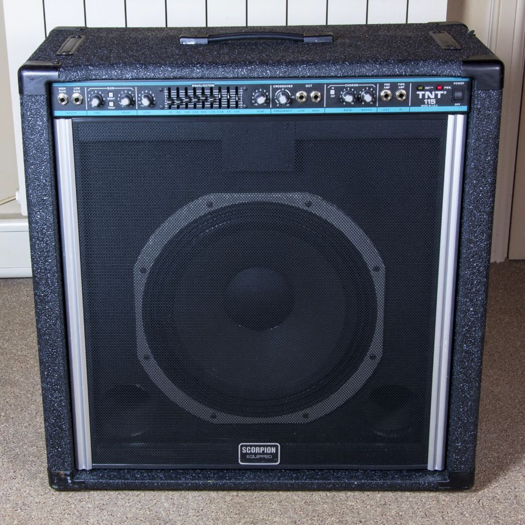 peavey tnt 115 bass combo amp in aberdeen gumtree. Black Bedroom Furniture Sets. Home Design Ideas
