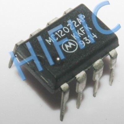 Mc12022ap Mc12022 1.1ghz Dual Modulus Prescaler Dip8