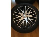 "Alloy Wheels Set of 4 16"" 120pcd BMW 1 & 3 Series"