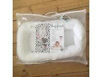 New Sleepyhead deluxe baby sleep pod - never used 0-8 months