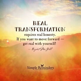 Transformational Life Coaching One to One First Free Session