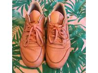Two pairs of trainers, size 9.5