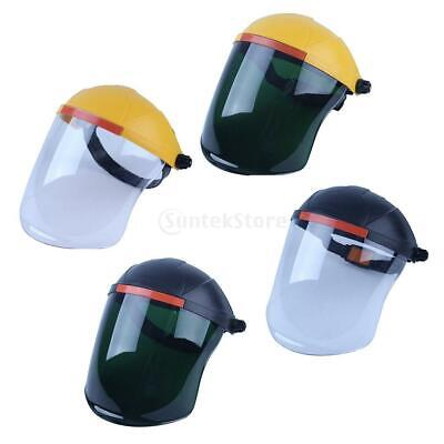 Universal Pro Reusable Headwear Safety Welding Grinding Face Shield Cover Full