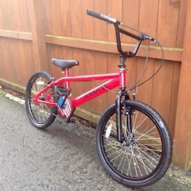 "CARNAGE boys BMX bike 20"" wheels"