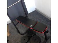 Gym bench - Adidas - £70