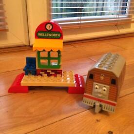 LEGO DUPLO TOBY - from THOMAS THE TANK ENGINE (5555) RARE