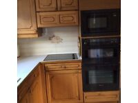 GREAT KITCHEN INTEGRATED APPLIANCES - REALLY CHEAP