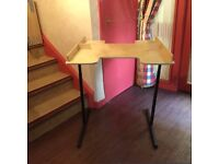 Feeding Table to suit 2 Wheelchauir