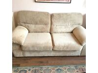 Beige Marks and Spencer Sofa
