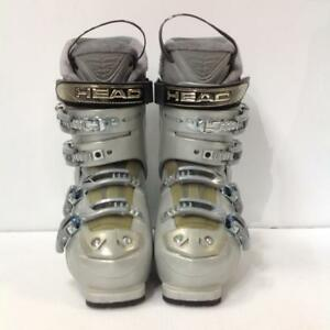 Head Edge DH Ski Boots (approx. $110 new)-Previously Owned (SKU: F1EKDU)