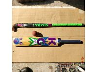 Hockey & Cricket Bat/Ball set