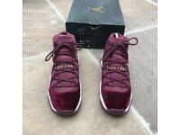 Nike air Jordan 11 trainers size 4.5