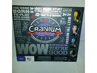 Cranium WOW board game (with extras)
