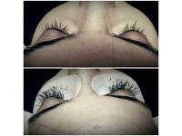 Mobile lash extensions & lash lift and tint