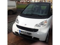 Smart car fortwo pure 61 very nice little car