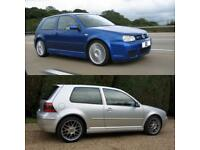 Golf mk4 anniversary r32 parts needed for project