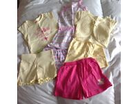 Spring/ summer clothes age 6-9 months