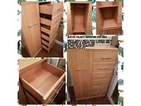 Alstons Tallboy wardrobe for sale