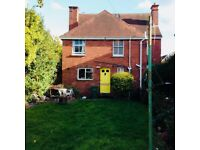 Double room to rent in friendly houseshare (+AGA)