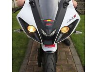 RIEJU RS3 125cc with only 755 miles owned since new