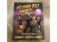 Comedy Shorts Gamer Deji Signed Book