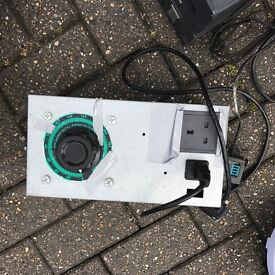 Cheshunt Hydroponics Store - used Airforce fan speed controller