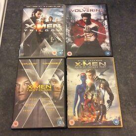 Marvel & super heros dvds 10 top DVDs