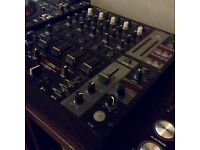 BEHRINGER 750 DJ MIXER NEARLY NEW