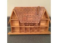 Wooden Thimble rack