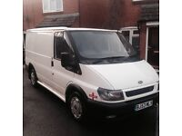 Ford transit in mint condition 11 months mot plz look