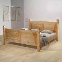 Chambre a coucher bois massif - Maison & Meubles | 2ememain.be