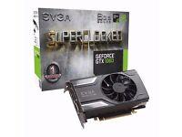 EVGA NVIDIA GeForce GTX 1060 6GB SC GAMING Graphics Card