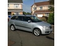 Skoda Fabia 3 TDI 105 Estate Diesel Manual